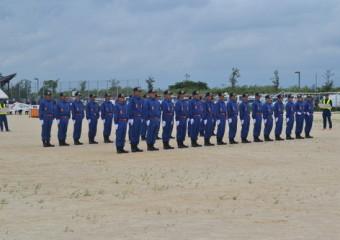 第1部 小隊訓練の部(通常点検)