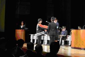 4佐賀県女性消防防災クラブ連絡協議会会長表彰