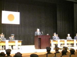 来賓挨拶 神埼市 松本市長